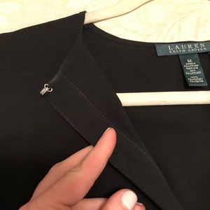 Ralph Lauren Tops - Ralph Lauren black blouse
